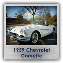 59 Chevy Corvette