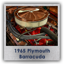 65 Plymouth Barracuda