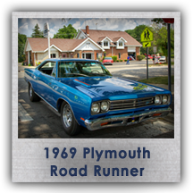 69 Plymouth Road Runner